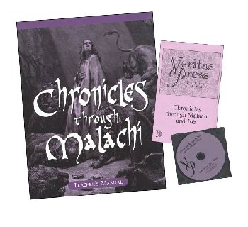 Veritas Bible Chronicles through Malachi and Job Home School Kit