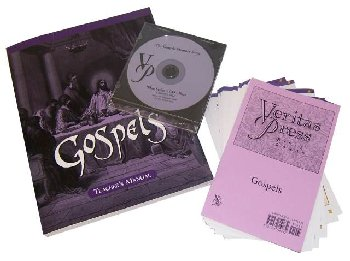 Veritas Bible Gospels Homeschool Kit