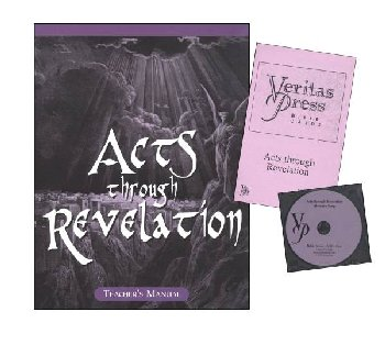 Veritas Bible Acts-Revelation Homeschool Kit