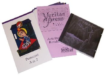 Veritas Bible Acts-Rev Homeschool Kit w/ CD
