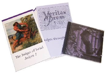 Veritas Bible Judges-Kings Homeschl Kit w/ CD