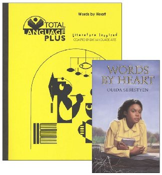 Words by Heart TLP Guide and Book