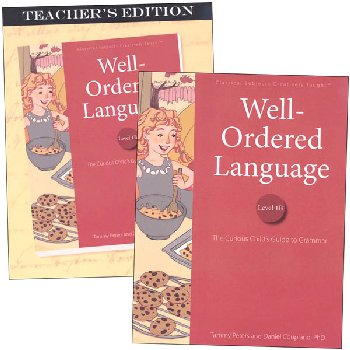 Well-Ordered Language Level 1B Set