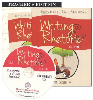 Writing & Rhetoric Bk 1: Fable Package