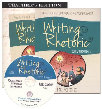 Writing & Rhetoric Book 2: Narrative 1 Package