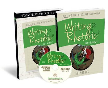 Writing & Rhetoric Book 3: Narrative II Package