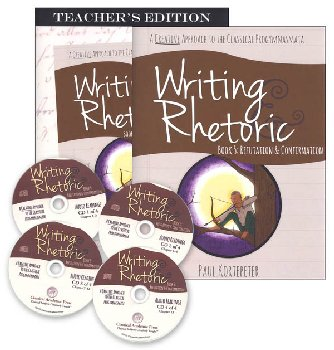 Writing & Rhetoric Book 5: Refutation & Confirmation Package