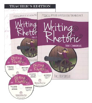 Writing & Rhetoric Book 6: Commonplace Package