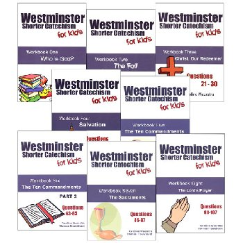 Westminster Shorter Catechism fr Kids Cmp Set